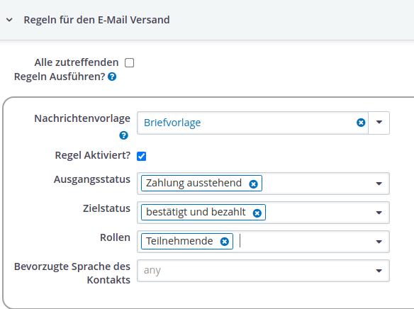 Screenshot Event Communication