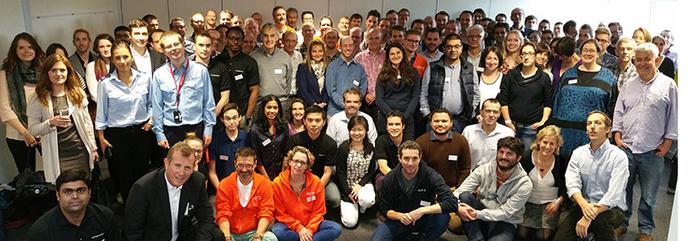 CiviCon London 2015 Teilnehmer